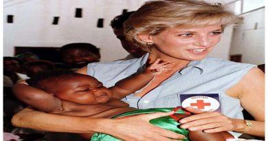 23 años del fallecimiento de Diana, solo quedan los recuerdos