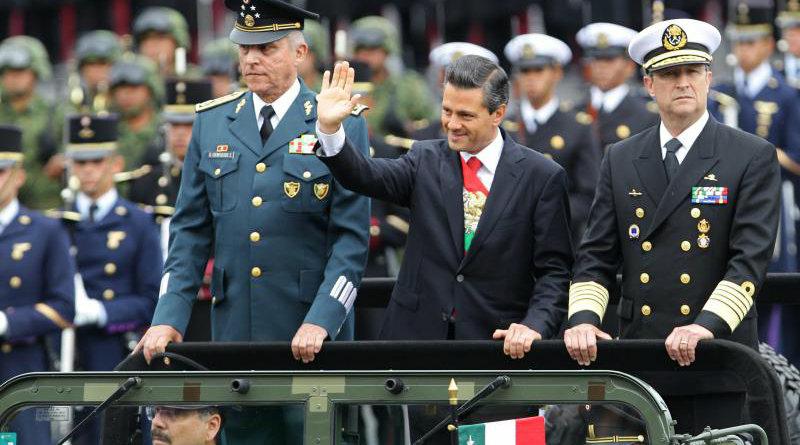 Tv Azteca defiende al General Cienfuegos