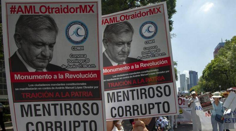 Sigue contando con el apoyo de la gente, pero no transformará México