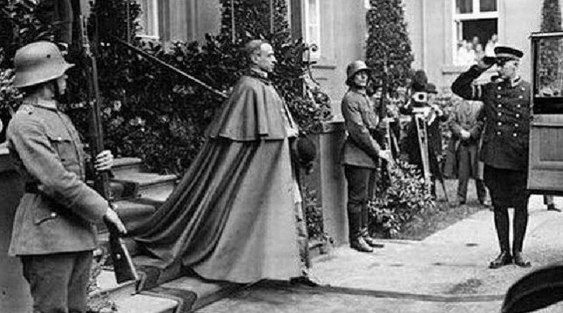 Papa Pío estaba enterado de los campos de concentración Alemana