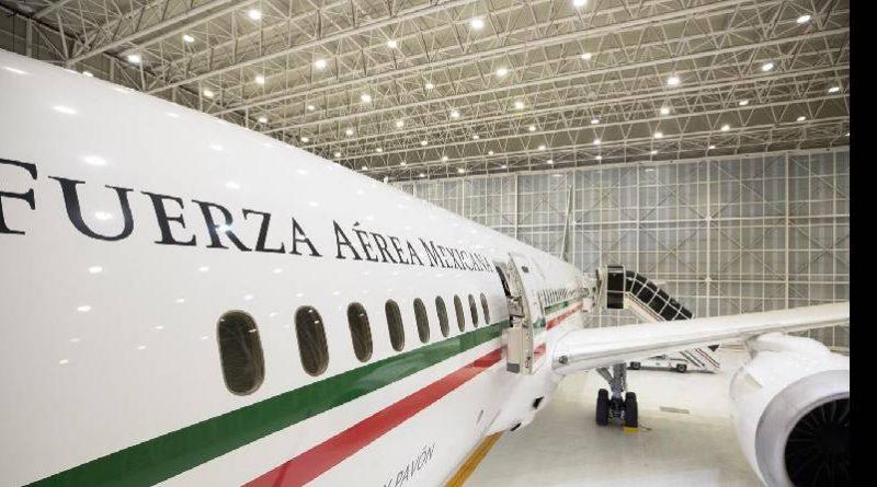Avión presidencial llevará a deportistas olímpicos a Tokio